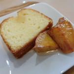 カフェ ハピネス - 料理写真:ランチ後のデザート