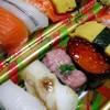 生鮮食品館サノヤ - 料理写真:10貫にぎり税別399円