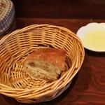 ぺるしえ - パンとオリーブオイル