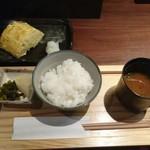 62084891 - 銀シャリ定食1200円