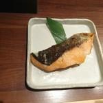 62084892 - メインの時鮭西京焼き