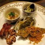 美食天堂 金威 - 金威特拼盆(季節の前菜盛合せ)