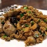 美食天堂 金威 - 鳳城炒飯(活アサリと韮のリゾット炒飯)