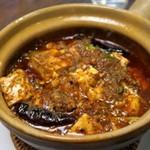 美食天堂 金威 - 唶唶麻婆焼豆腐(四川激辛麻婆焼豆腐)