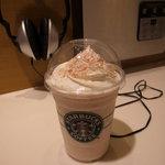スターバックス・コーヒー - 桜クリームフラペチーノ