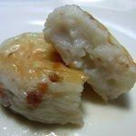 かまぼこの鐘崎 - パクパクって。わおっ、スゴイです。食べた事ない味でした。最高ですよ。