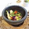 ヴィラ・アイーダ - 料理写真:米粉のクレープ こかぶ キヌア