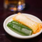 尖沙咀 - 沈菜(つけもの)