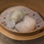 尖沙咀 - 蝦仁蒸餃(えびむしぎやうざ)