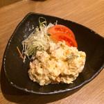 酒処 そのべ - ポテトサラダ