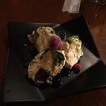 士心 サムライレストラン - 自家製抹茶ティラミス