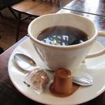 カブトスカフェ - ホットコーヒー