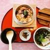 三木サービスエリア レストラン  - 料理写真:明石海苔素麺タコ飯 1,350円