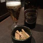木楽家ダイニング五蔵 - ビール&お通し