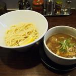 ガガナラーメン 極 - GaGaNaホルモンつけ麺