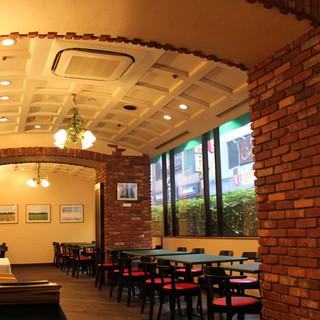 ◇洋食・中華をカジュアルに楽しむレストラン◇