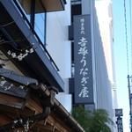 吉塚うなぎ屋 本店 -