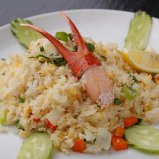 タイ人シェフが腕を振る本格タイ料理。