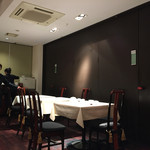 中国飯店 - 正装が似合う雰囲気