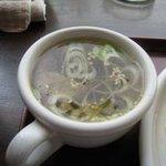 ルピナス - スープ