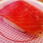 かっぱ寿司 - 料理写真:まぐろ