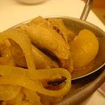マカオ・ポルトガル料理 Lazaro - ポルトガル風チキンカレー