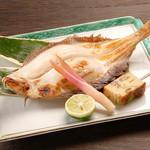 神楽坂 割烹 越野 - 柳カレイ焼き