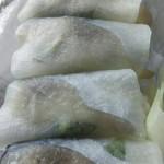 ことぶき - サバ寿司