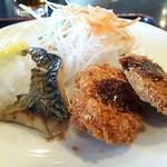レストラン・サントピア  - 日替わりランチ760円