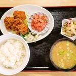 大仙御食事処 - 料理写真:本日の日替わり 驚きの 570円