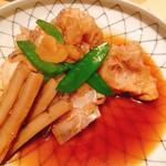 はかた遊膳 - アラ(クエ)のあら炊き(^^)