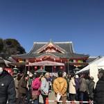 和風レストラン 田中すし - 恵方の甚目寺観音