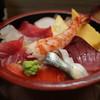 竹ちゃん - 料理写真:ちらし 1000円。