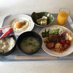 レストラン・バナナビーチ - 朝食