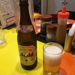 キッチンABC 池袋東口店 - ビールはキンキン