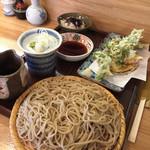 蕎麦切り 稲おか - 料理写真:日替り昼膳 限定10食!