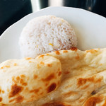 Curry Dining MOMO - 五穀ご飯つき~♪