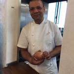 Curry Dining MOMO - 名古屋のマハラジャで8年間のシェフ経験ありのナラヤンさん。写真は食べログ掲載の許可をいただいています。