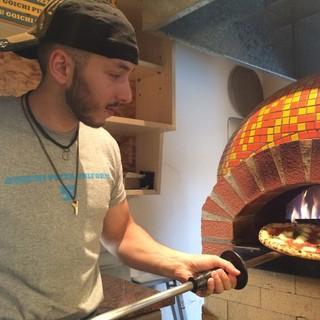 ゴイチピザ