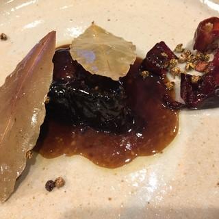 中国料理マスキ - 料理写真:鹿児島県産皮付豚バラの角煮の唐揚げスパイシーソテー