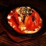 Bar Prima - チーズトマトファルシ