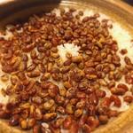 明日香 - 煎り豆ご飯