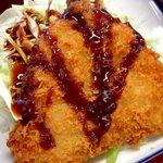 広島沼田食堂 - アジフライ
