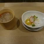 Chinese Restaurant Season - スープとアミューズ