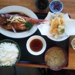 62110572 - 煮魚定食 千円