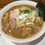 麺屋 桜木 - 料理写真:濃厚らーめん