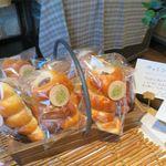 パン工房 こと葉 - 店内のパン