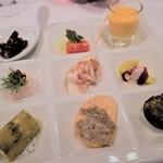 トラットリア イル フィオレット - 前菜9種盛り合わせ