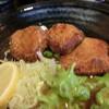 勝浦港 市場食堂 勝喰 - 料理写真:マグロカツ キムタルソース