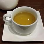 ドゥワンチャン - Ginger Green tea